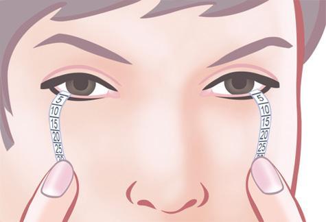 test ojo seco