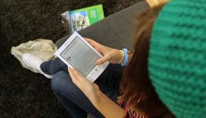 leer en ebook o tableta