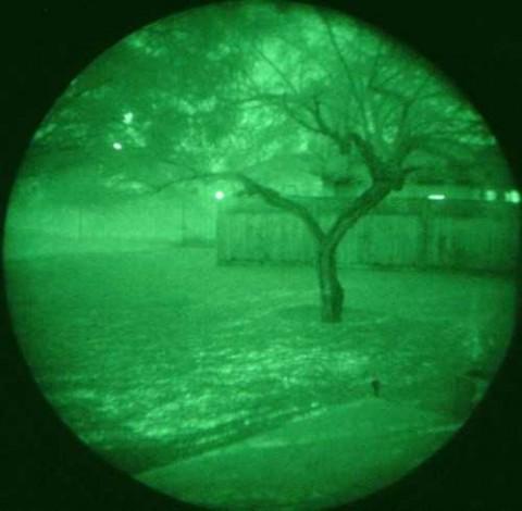 miopía visión nocturna