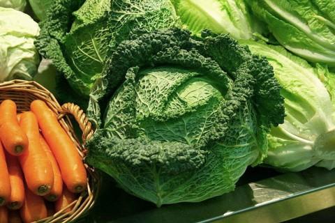 Verduras beneficiosas para la vista