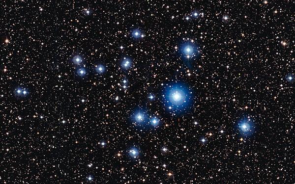 estrellas distantes