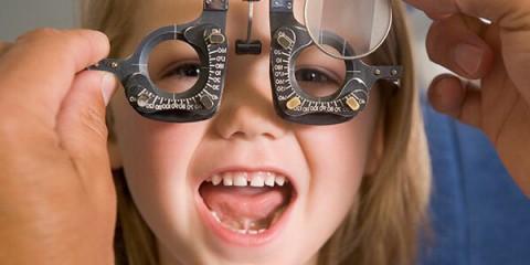 miopía en niños