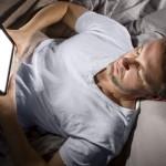 Tablet antes de dormir