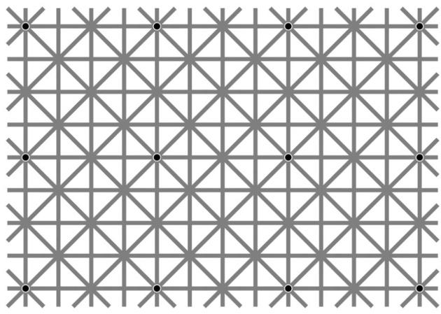 Ilusión Óptica Akiyoshi Kitaoka
