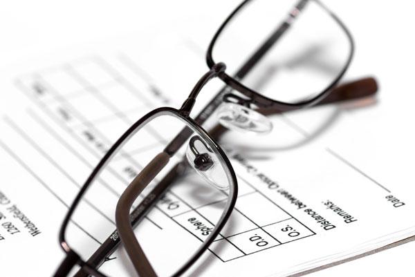 Guía paso a paso para entender la receta de las gafas 5714db454724