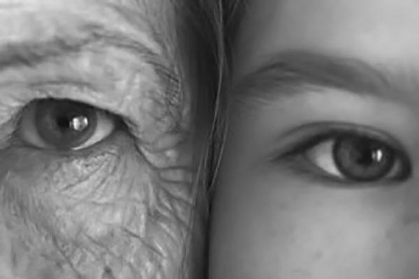 La edad en los ojos