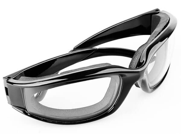 Gafas herméticas para cortar cebolla