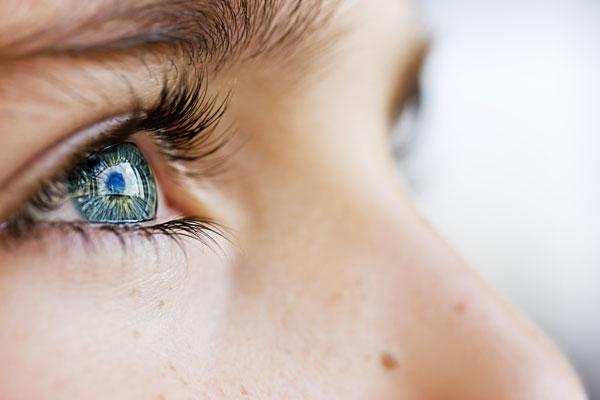 Ojos azules, verdes o marrones