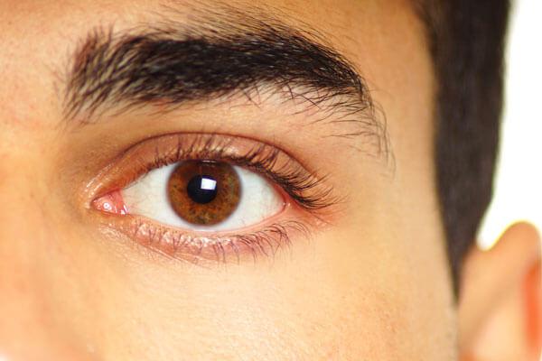 Temblor en el ojo